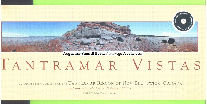Image for TANTRAMAR VISTAS, 360-Degree Photographs of the Tantramar Region of New Brunswick, Canada (signed)
