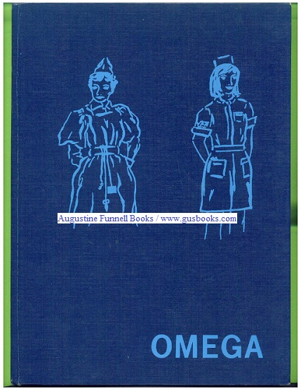 Image for OMEGA, 1974 graduating class yearbook, School of Nursing, Victoria Public Hospital)