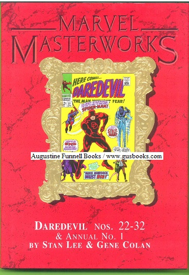 Image for Marvel Masterworks Presents Here Comes...DAREDEVIL The Man Without Fear! (Masterworks Vol. #41