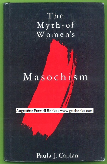 Image for The Myth of Women's Masochism (inscribed & signed)