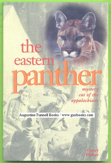 Image for THE EASTERN PANTHER, Mystery Cat of the Appalachians