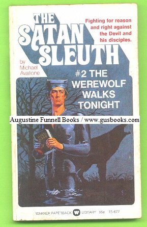 Image for The Satan Sleuth #2:  The Werewolf Walks Tonight
