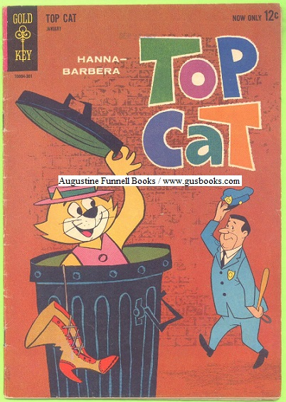 Image for Top Cat #s 5, 6, 7, 8, 9, 10, 12, 13, 14, 15, 16, 17, 18, 19, 20
