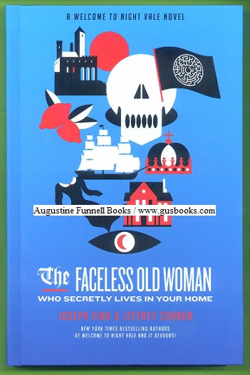 Image for The Faceless Old Woman Who Secretly Lives in Your Home (signed)