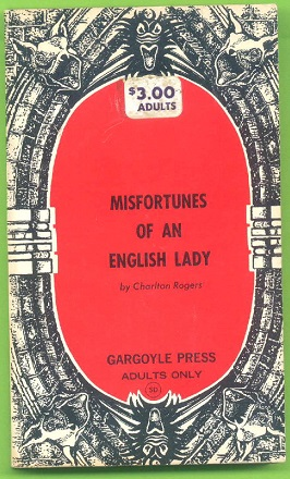 Image for Misfortunes of an English Lady
