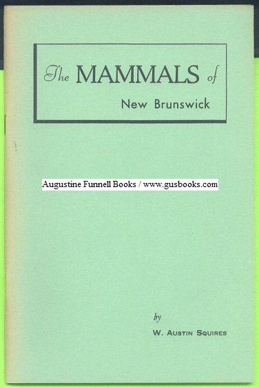 Image for The Mammals of New Brunswick
