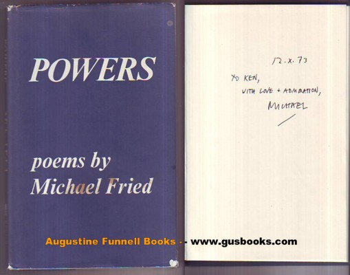 Image for Powers (signed)