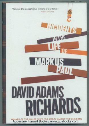 Image for Incidents in the Life of Markus Paul (signed)