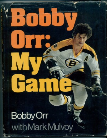 Image for Bobby Orr:  My Game