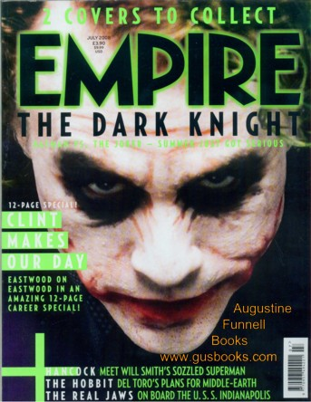 Image for Empire, July 2008