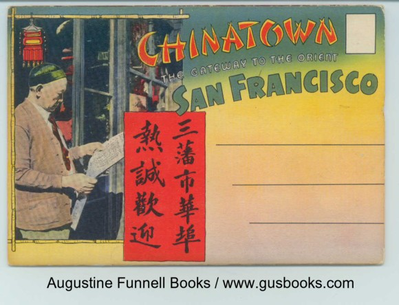 Image for CHINATOWN, The Gateway to the Orient, San Francisco