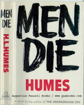 Image for Men Die