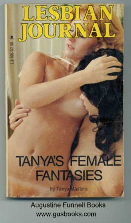 Image for Lesbian Journal -- Tanya's Female Fantasies
