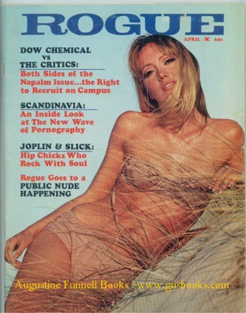 Image for Rogue Number/No./# 17, April/Apr. 1969