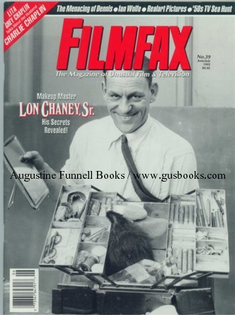 Image for FILMFAX, The Magazine of Unusual Film and Television, June/July 1993