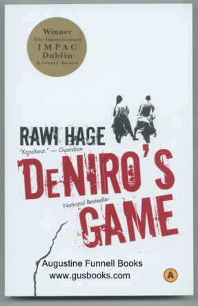 Image for DeNiro's Game (signed)