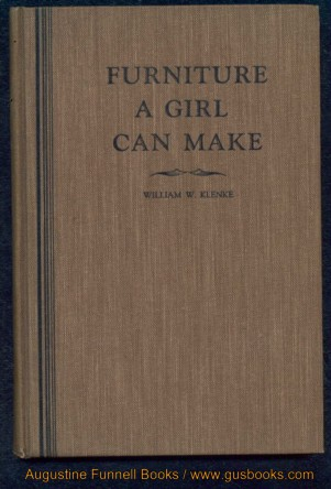 Image for Furniture a Girl Can Make