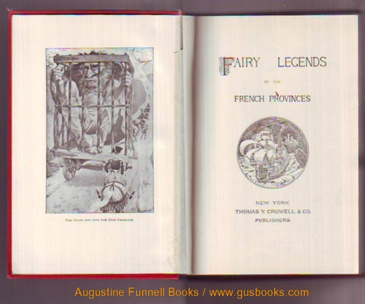 Image for Fairy Legends of the French Provinces