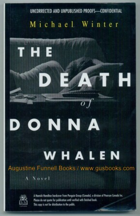 Image for The Death of Donna Whalen (signed)