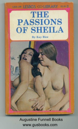 Image for The Passions of Sheila