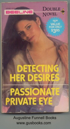 Image for Detecting Her Desires b/w Passionate Private Eye