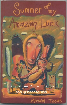 Image for Summer of My Amazing Luck (signed)