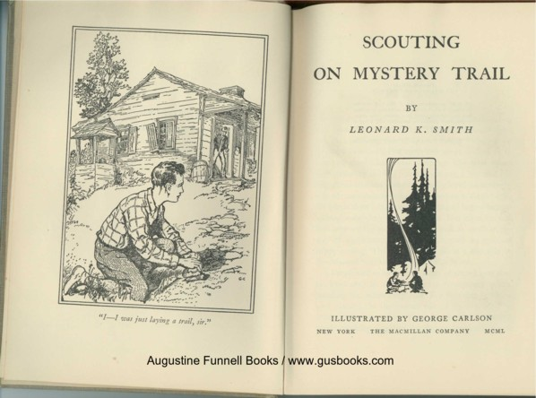 Image for Scouting on Mystery Trail